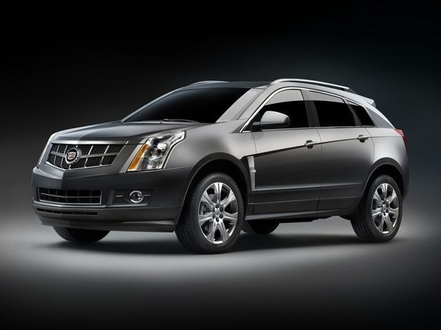 2012 Cadillac SRX Luxury Collection SUV