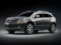 2012 Cadillac SRX Luxury Collection SUV 3GYFNAE38CS586829