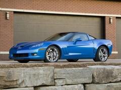 2012 Chevrolet Corvette Grand Sport Coupe