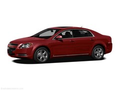 Used 2012 Chevrolet Malibu LS w/1LS Sedan