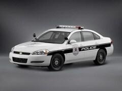 2012 Chevrolet Impala Police Sedan
