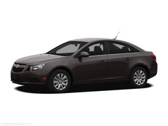 Used 2012 Chevrolet Cruze LS Sedan FWD for Sale in Raleigh, NC