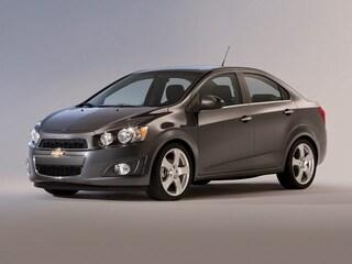 2012 Chevrolet Sonic LS (M5) Sedan