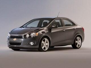 Used 2012 Chevrolet Sonic LT Sedan 1G1JC5SH0C4129339 Deland, FL