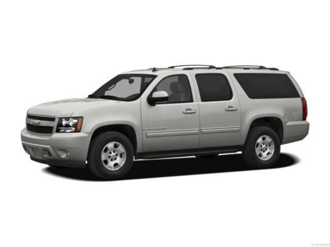 2012 Chevrolet Suburban 1500 LT 4x4 SUV