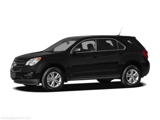 Bargain Used 2012 Chevrolet Equinox LT SUV in Palatka, FL
