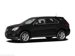 Bargain Pre-Owned 2012 Chevrolet Equinox 2LT AWD SUV for Sale in Johnstown, PA