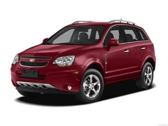 Bargain Used 2012 Chevrolet Captiva Sport Fleet LT SUV Under $10,000 for Sale in Asheboro, NC
