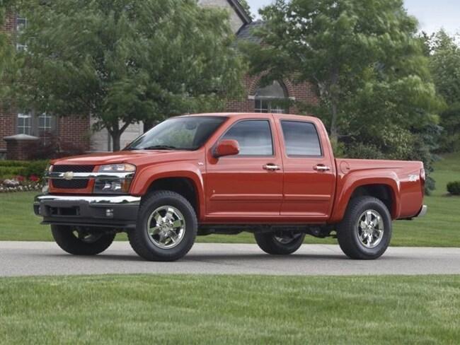 2012 Chevrolet Colorado Truck Crew Cab