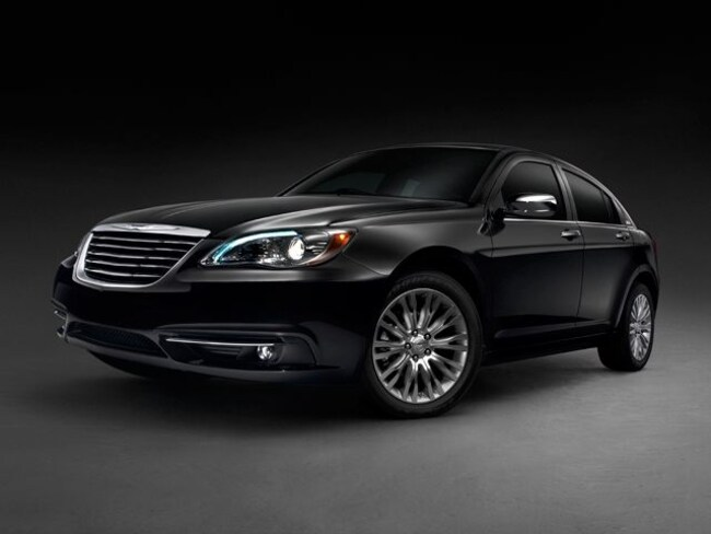 Used 2012 Chrysler 200 LX Sedan Addison
