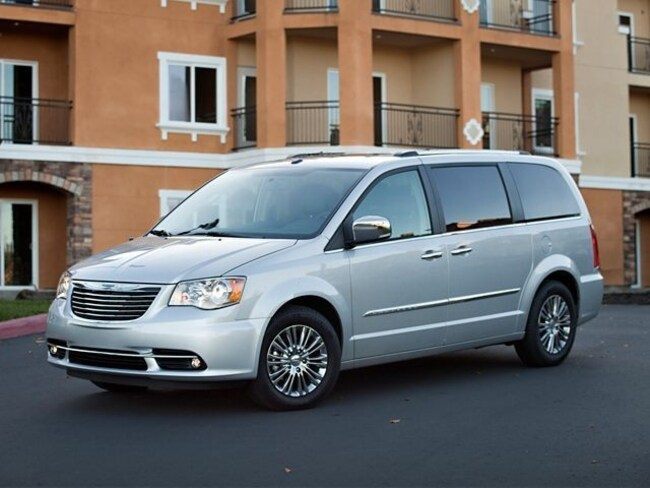 Used 2012 Chrysler Town & Country Limited Van for sale near Marietta