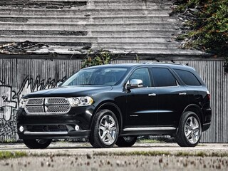 Used 2012 Dodge Durango Crew AWD SUV for sale in Merced, CA