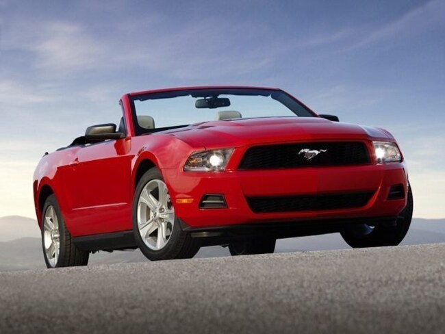 Used 2012 Ford Mustang V6 68773 miles Stock D9228A VIN 1ZVBP8EM6C5235313