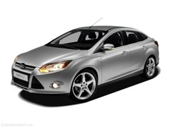 Used 2012 Ford Focus SEL Sedan JZP6622 Fairfield, CA