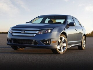 Used 2012 Ford Fusion SEL Sedan in Tucson