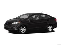 2012 Ford Fiesta S Sedan