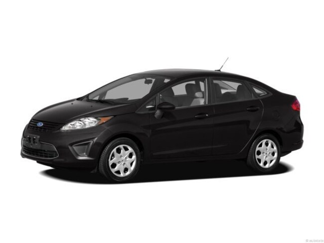 Used 2012 Ford Fiesta SE Sedan For Sale - Somerset KY Lexington KY Columbia KY Bardstown KY