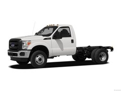 Used  2012 Ford Super Duty F-350 DRW XL Regular Cab Chassis-Cab For sale in Zelienople PA