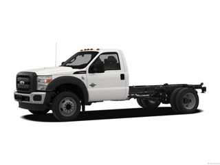 2012 Ford F-450 Chassis Truck Regular Cab