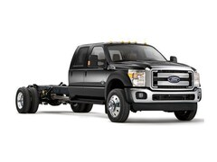 2012 Ford F-550 Chassis Truck Crew Cab