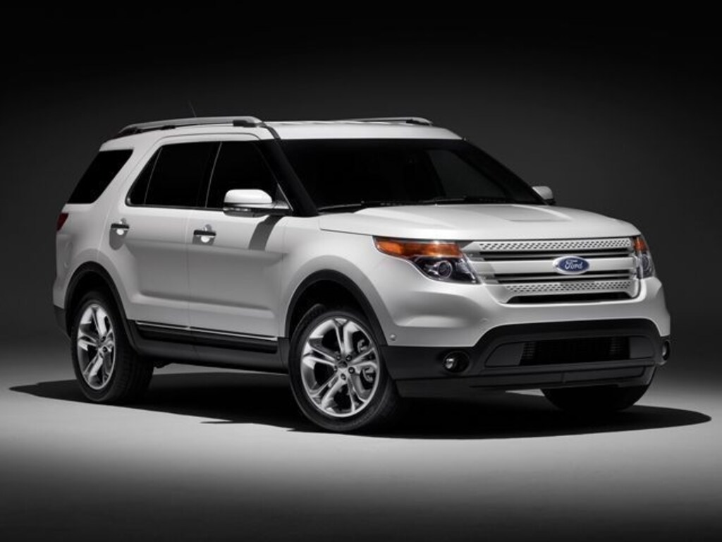 Used 2012 Ford Explorer For Sale at Chapman Columbia, PA