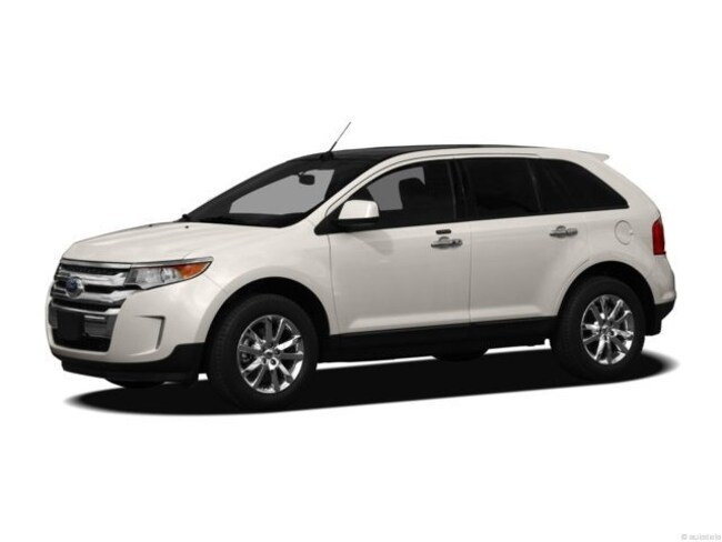 2012 Ford Edge SEL 4dr Crossover SUV
