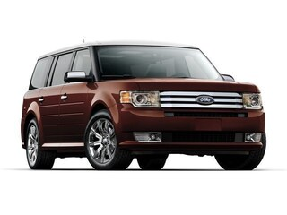 Pre-Owned 2012 Ford Flex AWD w/Ecoboost SUV For Sale in Ann Harbor, MI