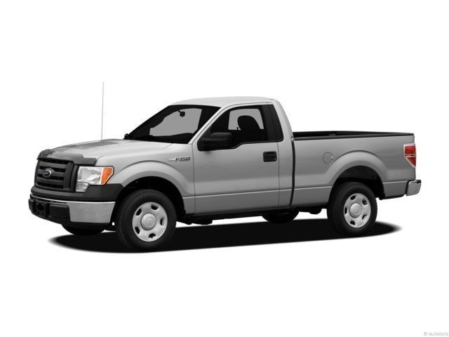 2012 Ford F-150 XLT Regular Cab Truck