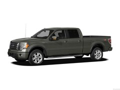 2012 Ford F-150 2WD Supercrew 145  XLT Truck