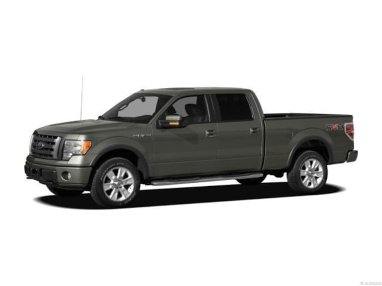 Ford F  Truck Supercrew Cab