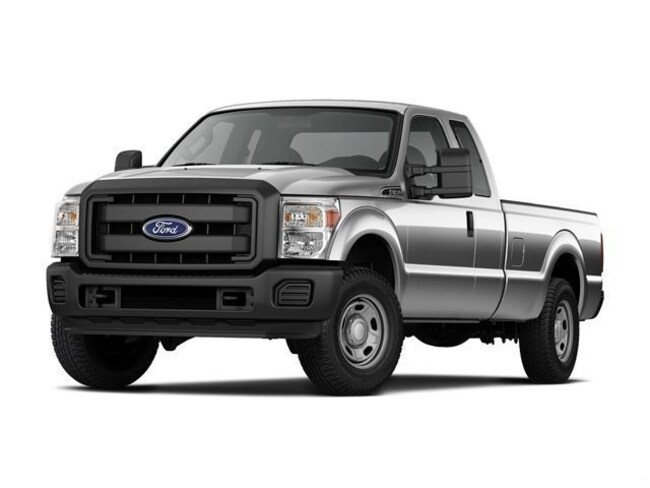 2012 Ford F-250 XLT Extended Cab Truck