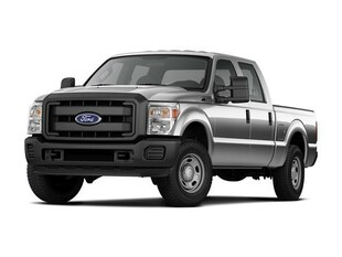 2012 Ford F-250 Lariat Pickup