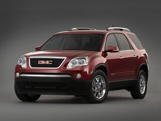 Used 2012 GMC Acadia SLT-1 SUV in Canton, OH