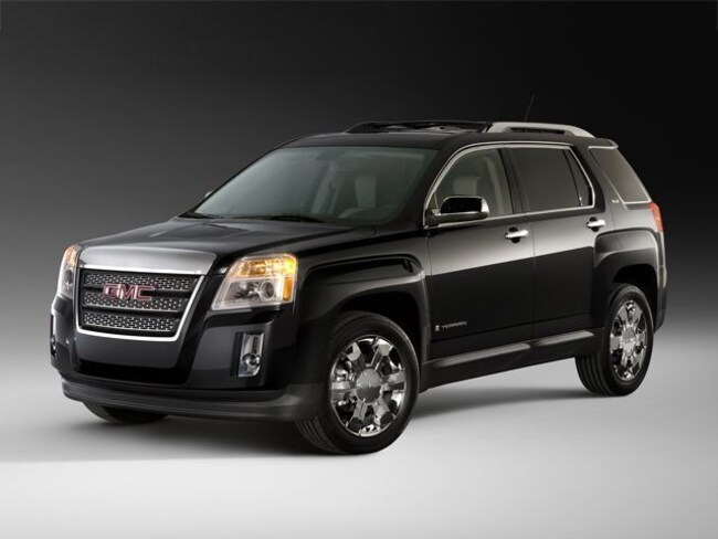 sle pre gmc sport owned fwd utility used inventory terrain