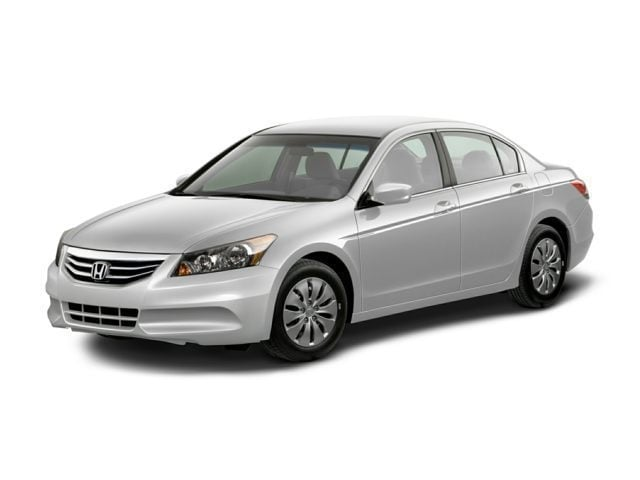 Used 2012 Honda Accord 2.4 LX Sedan 1210201 For Sale In Springfield, IL, At