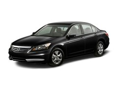 Bargain Used 2012 Honda Accord 4dr I4 Auto SE Car near Boston