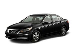 2012 Honda Accord 2.4 SE