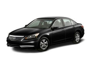 Certified Pre-Owned 2012 Honda Accord SE Sedan in the Boston area
