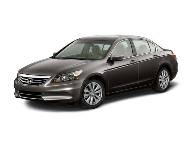 2012 Honda Accord 2.4 EX Sedan