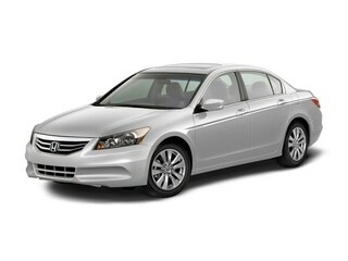 2012 Honda Accord 2.4 EX-L Sedan