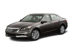 Used 2012 Honda Accord EX 4dr V6 Auto Sedan for sale in Chattanooga, TN