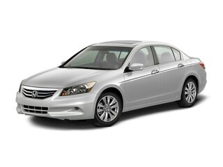 2012 Honda Accord 4dr V6 Auto EX-L Car