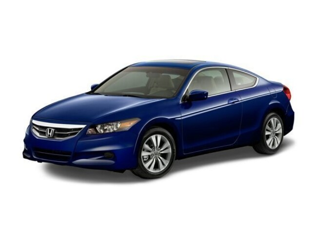 2012 Honda Accord 2.4 EX Coupe