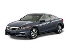 2012 Honda Accord EX-L Coupe