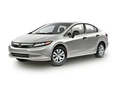 2012 Honda Civic DX Sedan