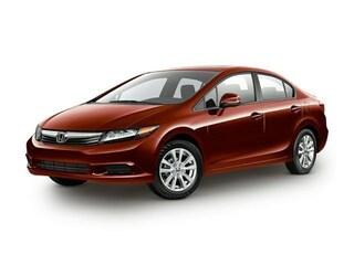 2012 Honda Civic EX-L w/Navi Sedan