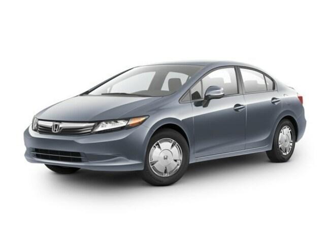 2012 Honda Civic HF Sedan