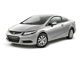 2012 Honda Civic LX Coupe for sale in Carson City