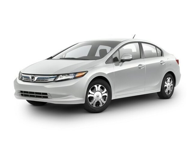 2012 Honda Civic Hybrid 4dr Sdn L4 CVT Car