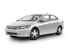 2012 Honda Civic Hybrid MX Car